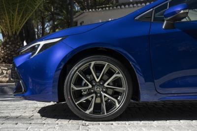 Új Corolla Hatchback