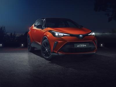 Új Toyota C-HR