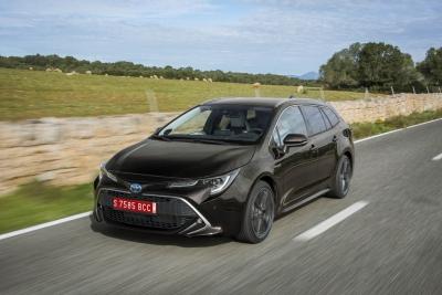 Új Corolla Touring Sports